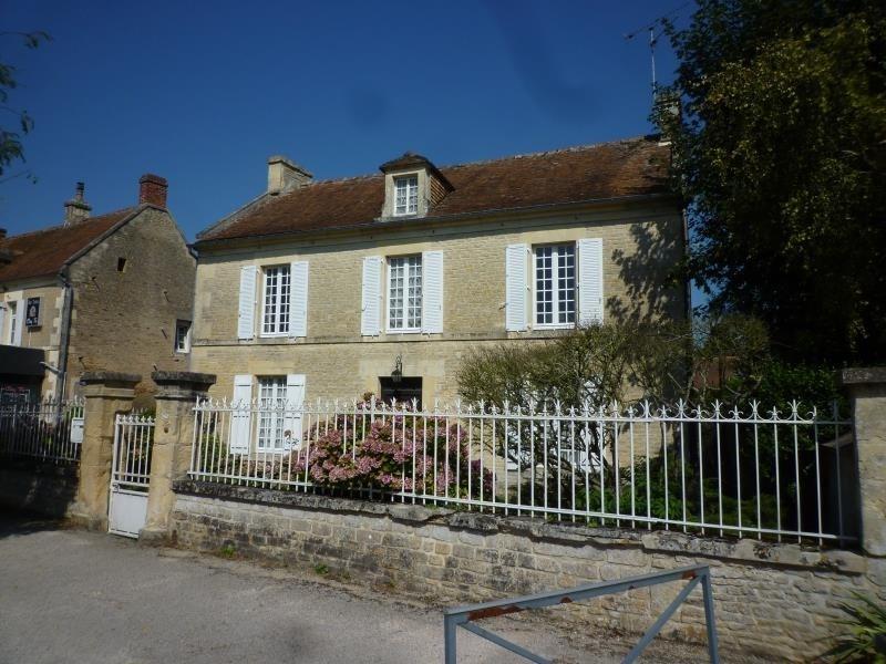 Revenda residencial de prestígio casa Mathieu 369000€ - Fotografia 1
