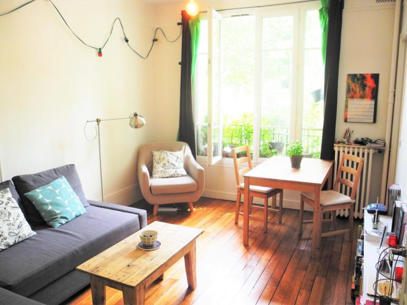 Alquiler  apartamento Paris 11ème 1290€ CC - Fotografía 2