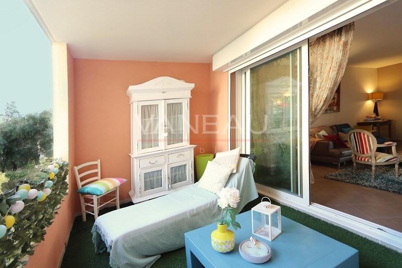 Vente de prestige appartement Juan-les-pins 377000€ - Photo 12