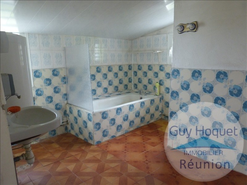 Verkoop  huis Le tampon 180000€ - Foto 4