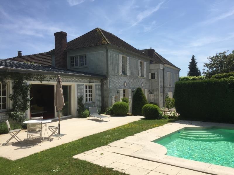 Deluxe sale house / villa Montfort l amaury 860000€ - Picture 1