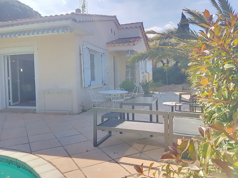 Vacation rental house / villa Ste maxime 1875€ - Picture 4