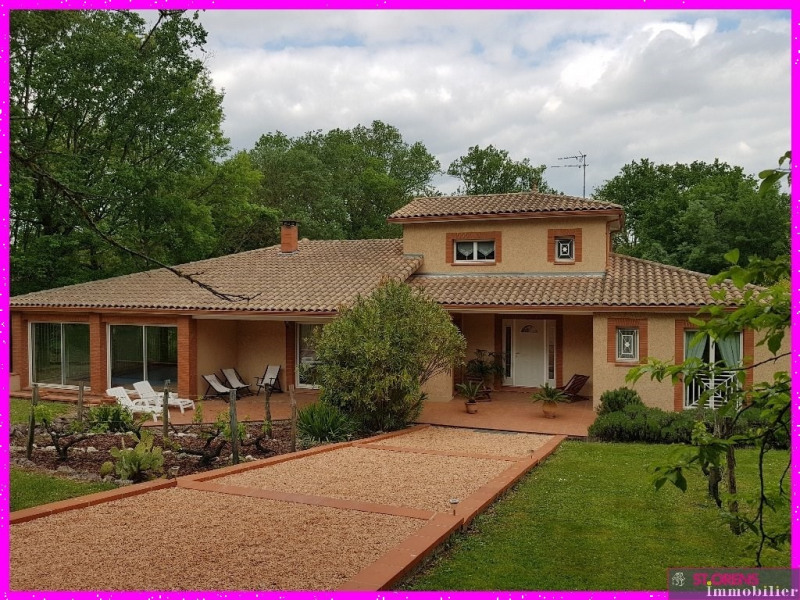 Deluxe sale house / villa Escalquens 570 000€ - Picture 1