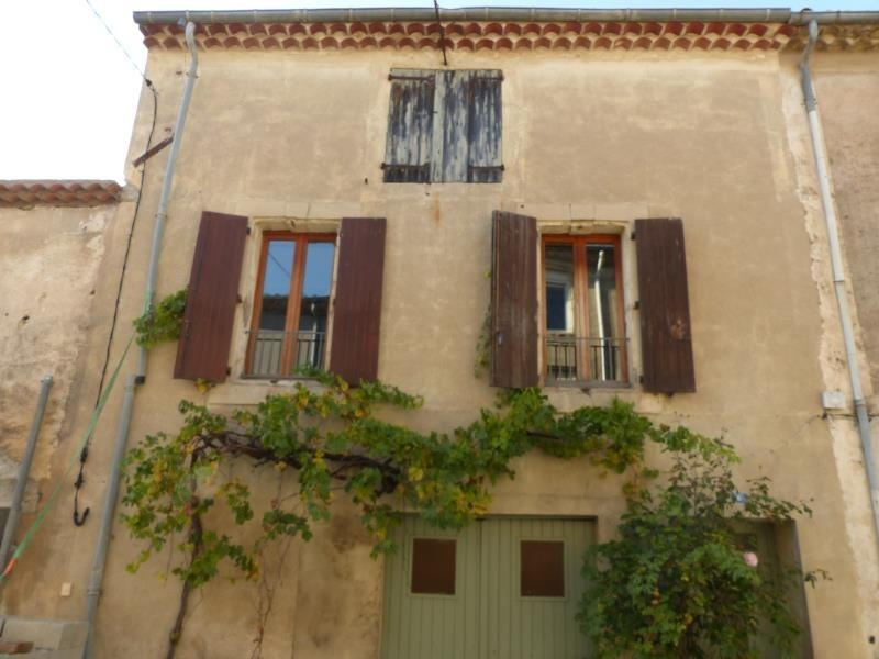 Vente maison / villa Lespignan 143 000€ - Photo 1