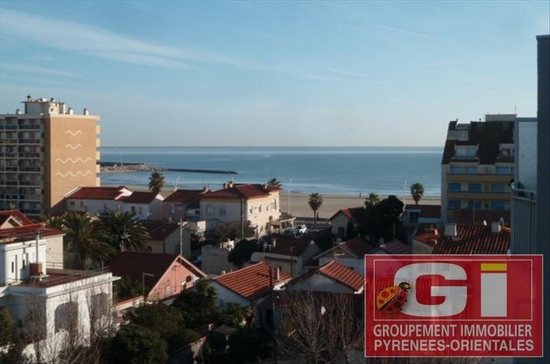 Sale apartment Canet plage 118000€ - Picture 1