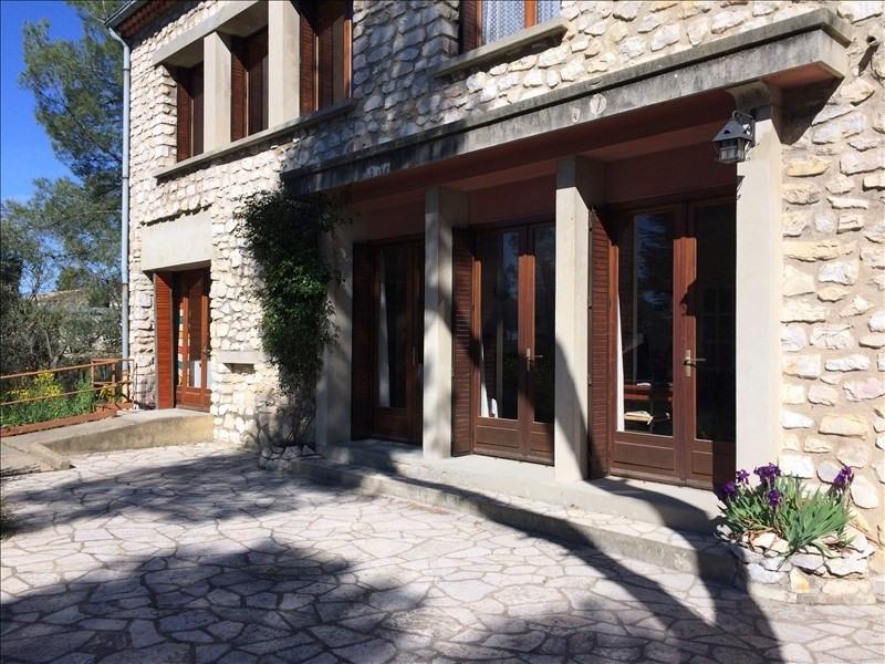 Sale house / villa Les angles 499000€ - Picture 2