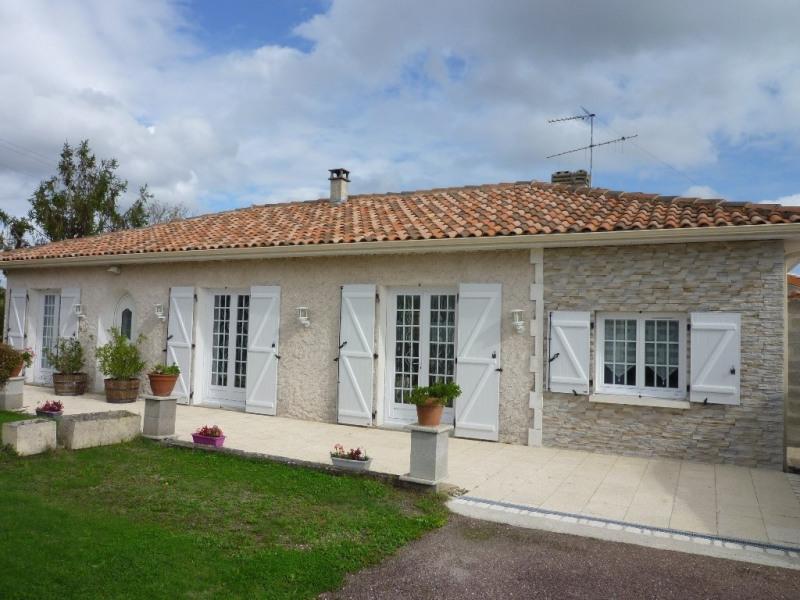Sale house / villa Gensac la pallue 260000€ - Picture 1