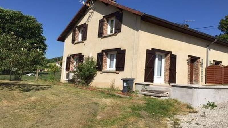 Location maison / villa Dosches 536€ CC - Photo 1