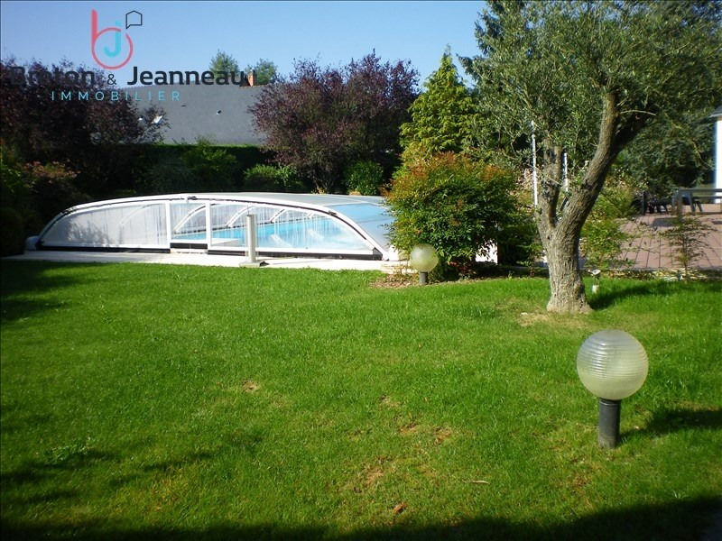 Vente maison / villa St berthevin 364 000€ - Photo 5