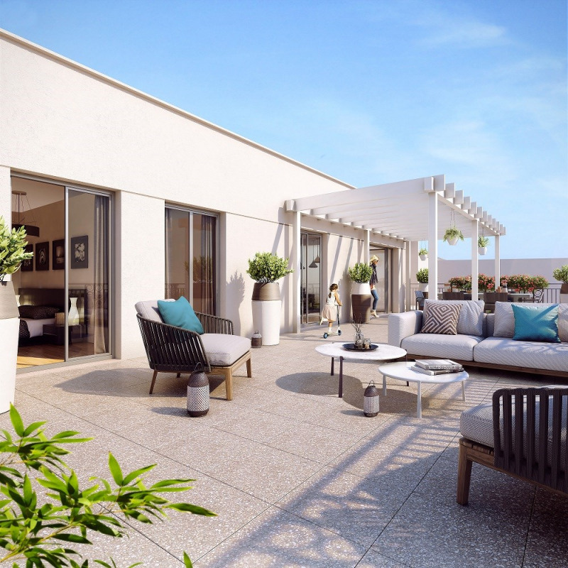 Vendita appartamento L hay les roses 535735€ - Fotografia 1