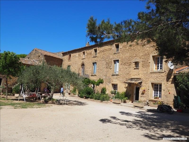 Immobile residenziali di prestigio casa Uzes 530000€ - Fotografia 11