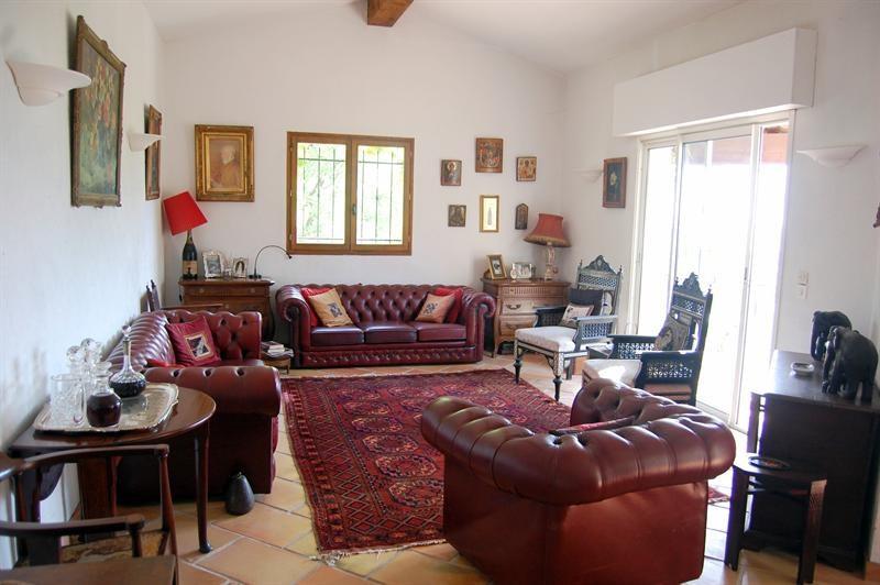 Vente de prestige maison / villa Les adrets-de-l'estérel 740000€ - Photo 6