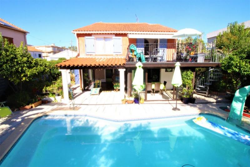 Deluxe sale house / villa Villeneuve loubet 865000€ - Picture 3