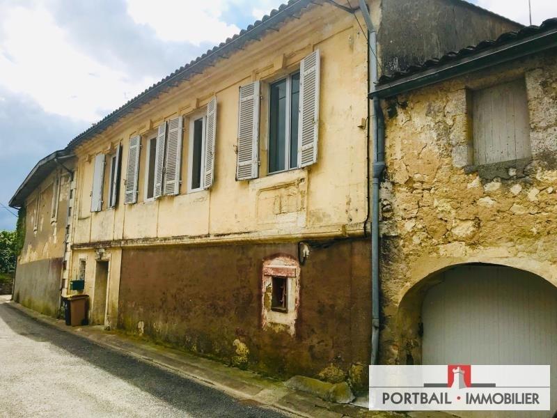 Sale house / villa Bourg 85000€ - Picture 1