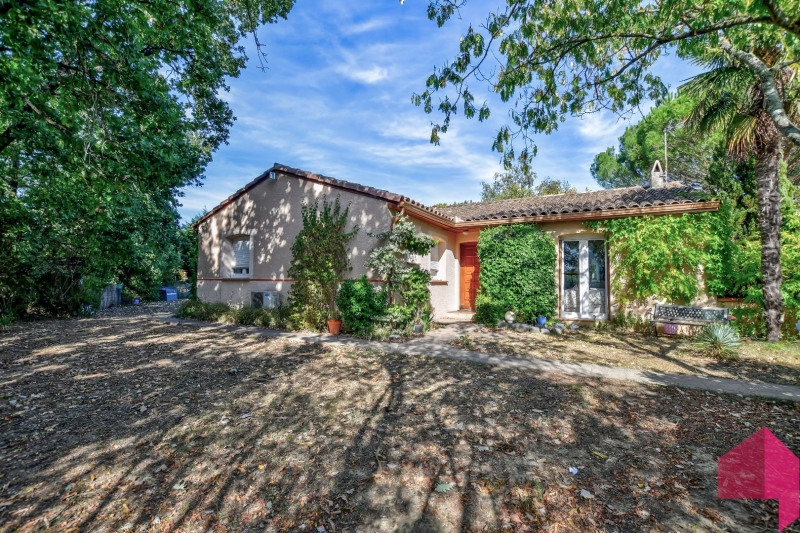 Sale house / villa Saint-jean 510000€ - Picture 9