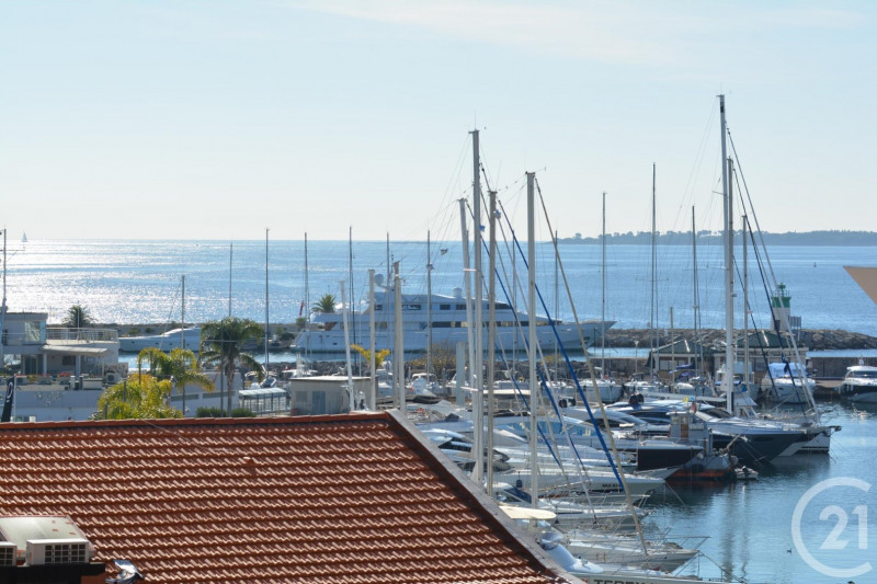Vente appartement Le golfe juan 233 000€ - Photo 1