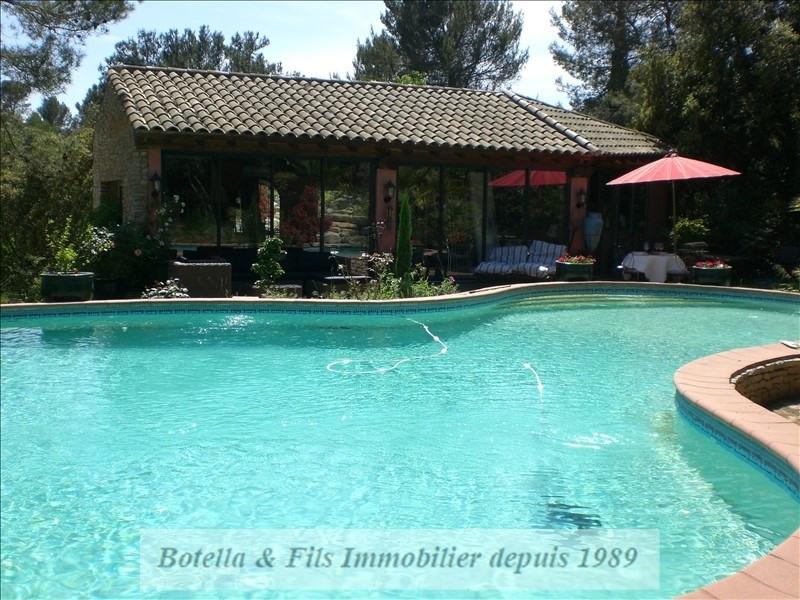 Verkauf von luxusobjekt haus Nimes 798000€ - Fotografie 10