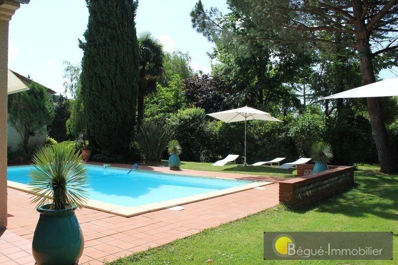 Vente de prestige maison / villa 5 mns pibrac 757000€ - Photo 5