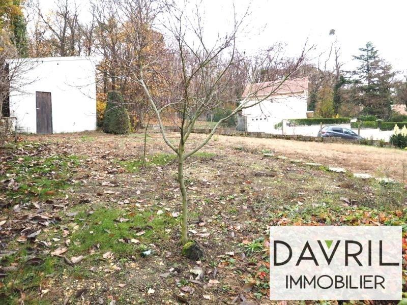 Revenda terreno Chanteloup les vignes 169000€ - Fotografia 3