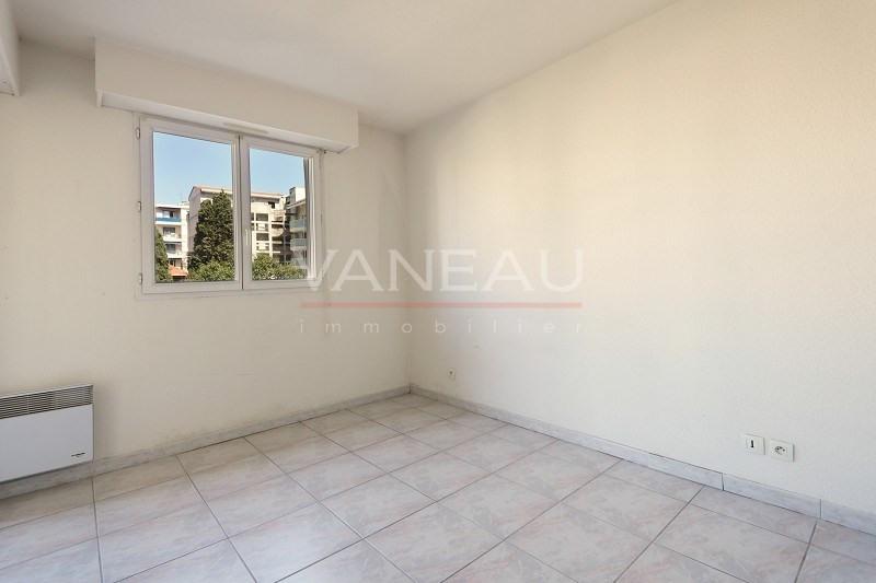 Vente de prestige appartement Juan-les-pins 165360€ - Photo 5