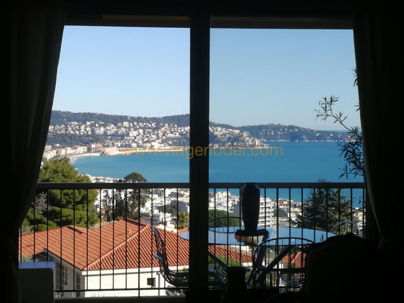 Life annuity apartment Nice 150 000€ - Picture 5