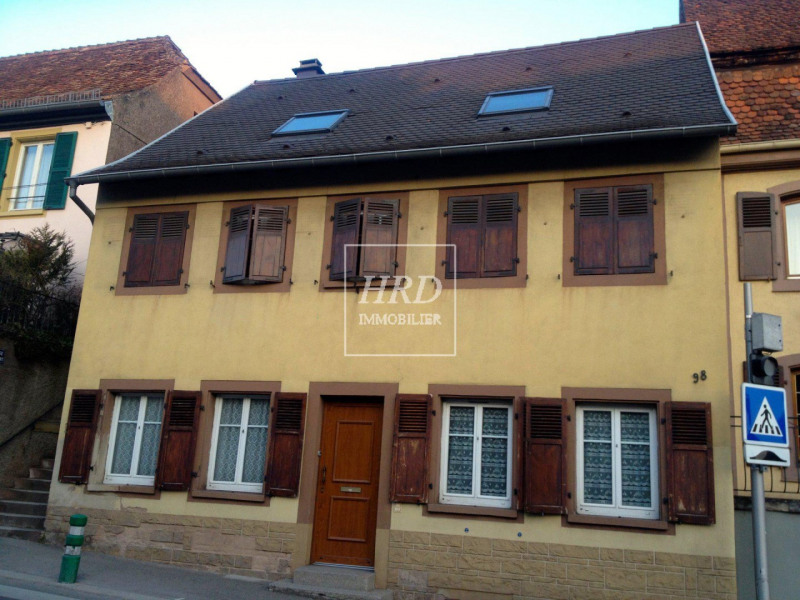 Vente immeuble Wasselonne 240 750€ - Photo 1