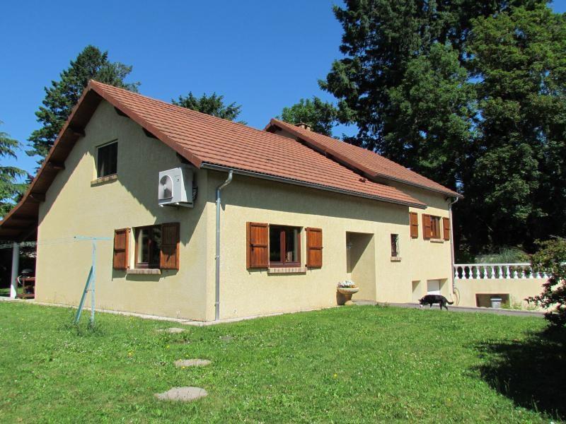 Vente maison / villa La batie montgascon 292000€ - Photo 2