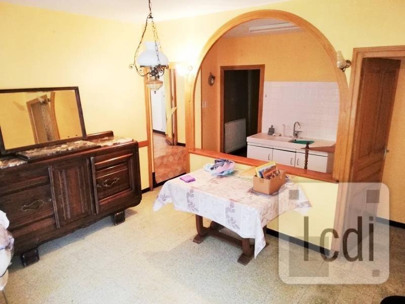 Vente maison / villa Lavilledieu 85000€ - Photo 2