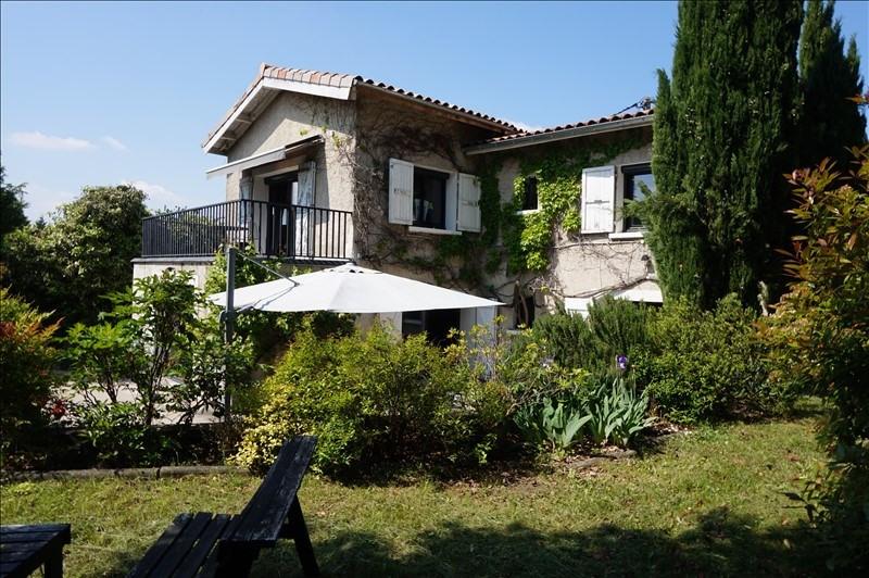 Vendita casa Reventin vaugris 379000€ - Fotografia 1