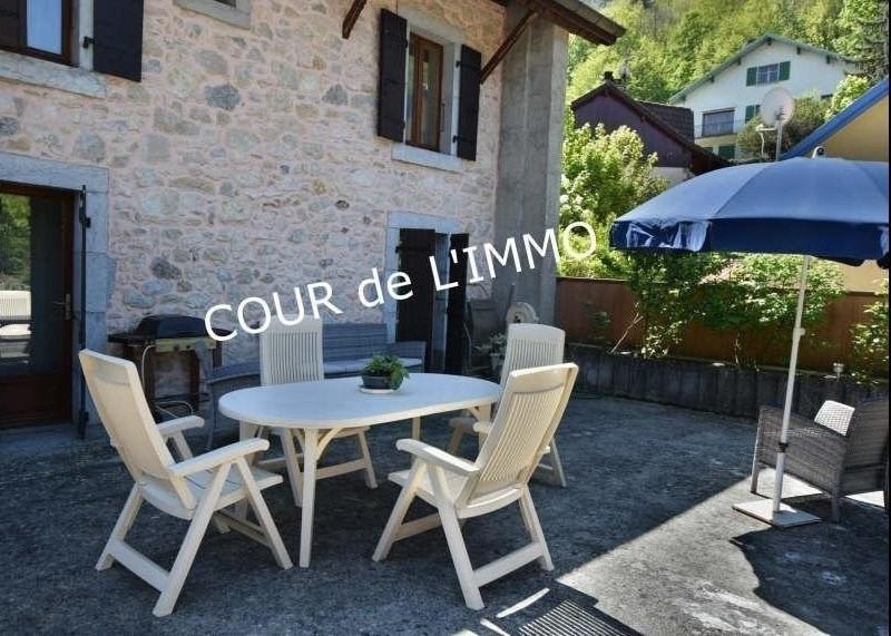 Vente maison / villa Monnetier mornex 417000€ - Photo 3