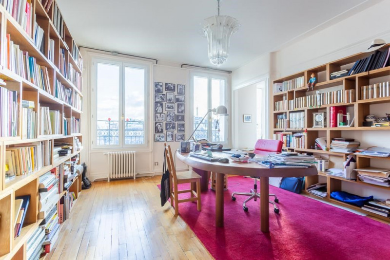 Vente de prestige appartement Paris 8ème 3 350 000€ - Photo 5