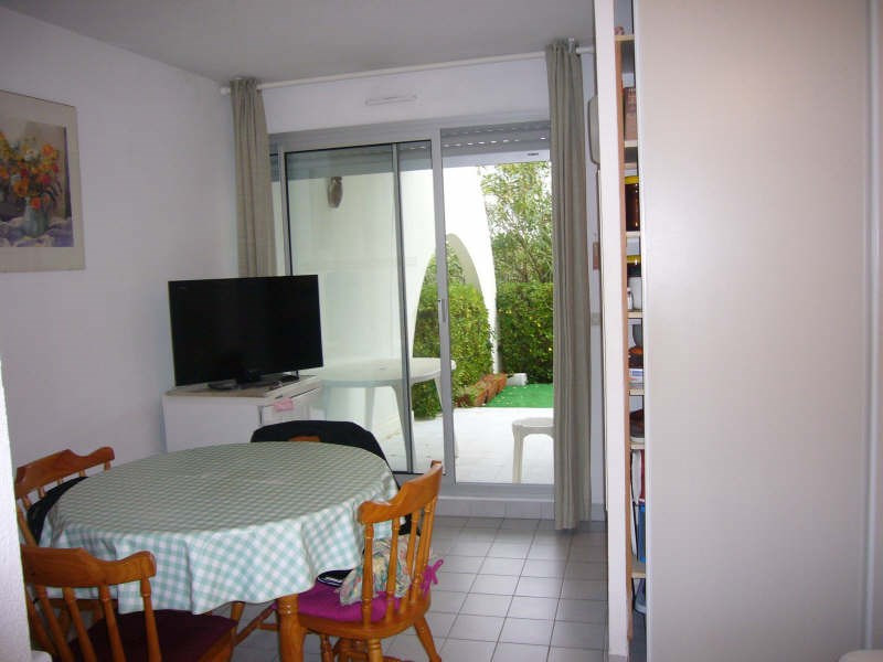 Rental apartment La grande motte 527€ CC - Picture 2
