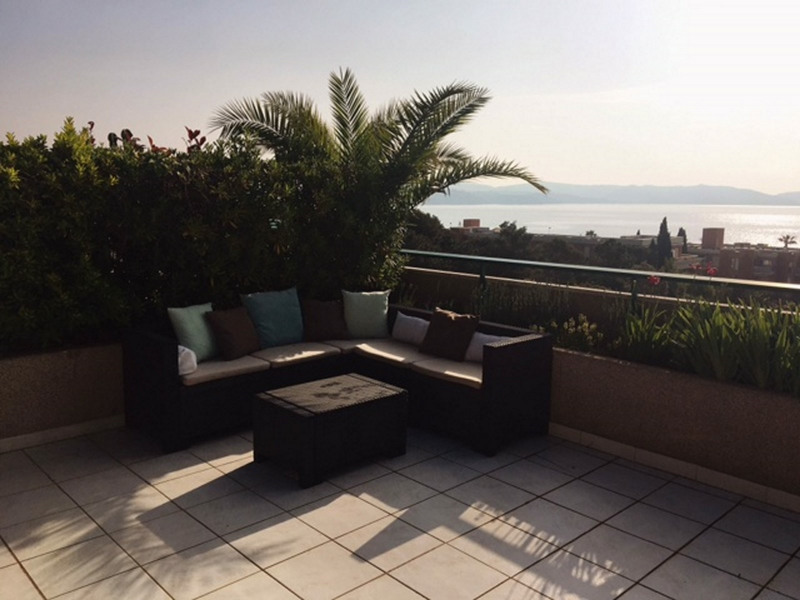Location vacances appartement Cavalaire 800€ - Photo 6