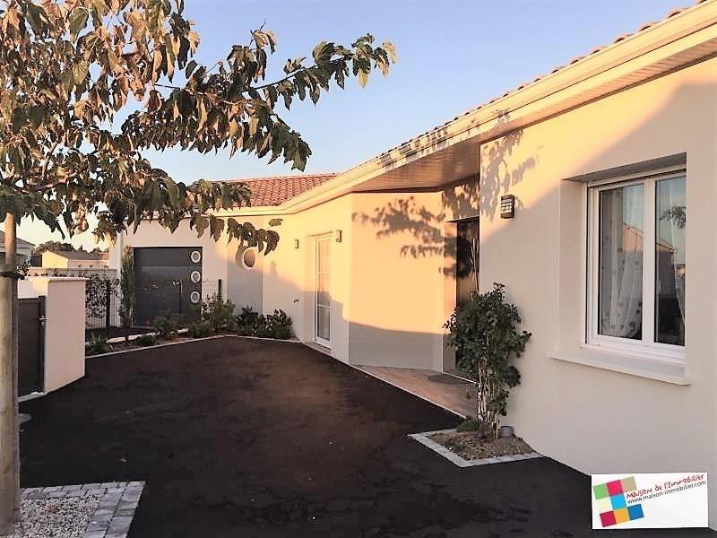Vente maison / villa Chateaubernard 283550€ - Photo 3