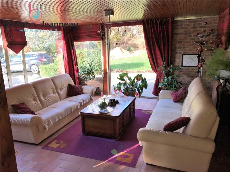 Sale house / villa Chateau gontier 499200€ - Picture 5