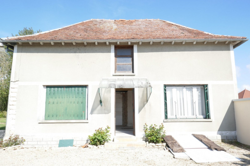 ANCIEN CORPS DE FERME à Coclois, avec Maison d'habitation,M