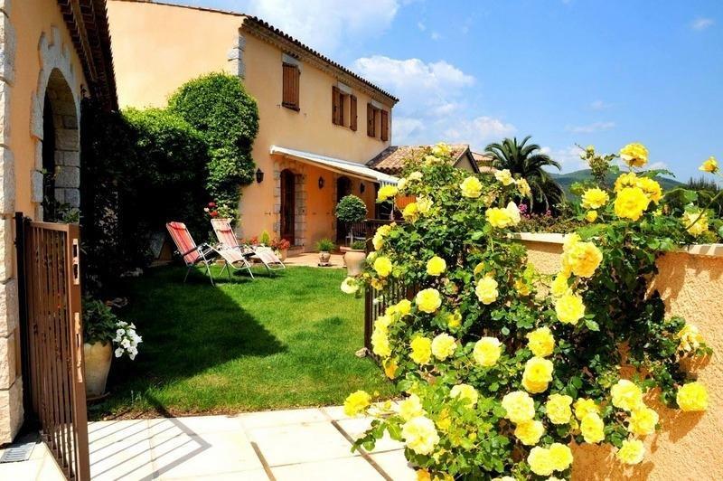 Revenda residencial de prestígio casa Seillans 895000€ - Fotografia 14