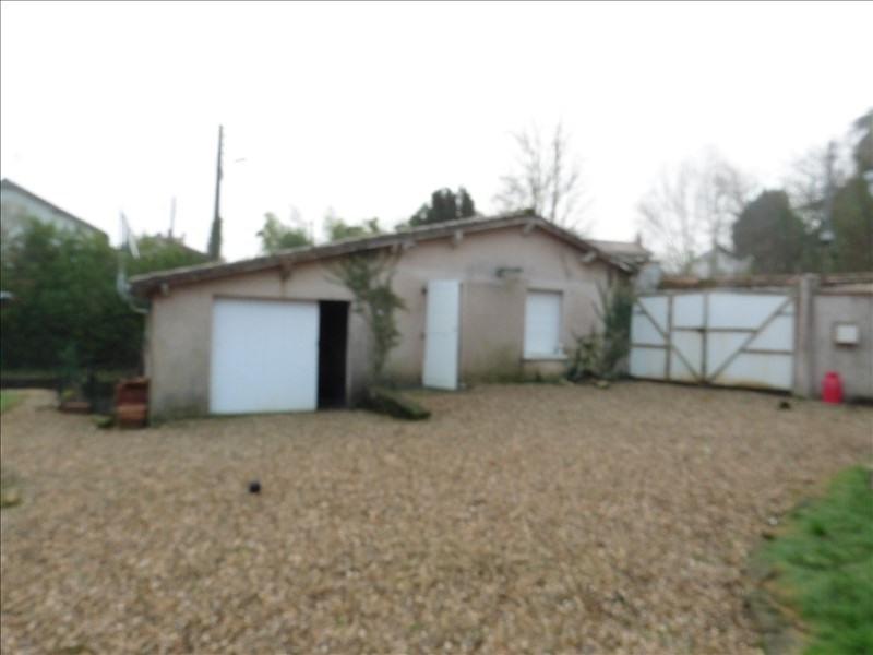 Vente maison / villa St maixent l ecole 160000€ - Photo 3