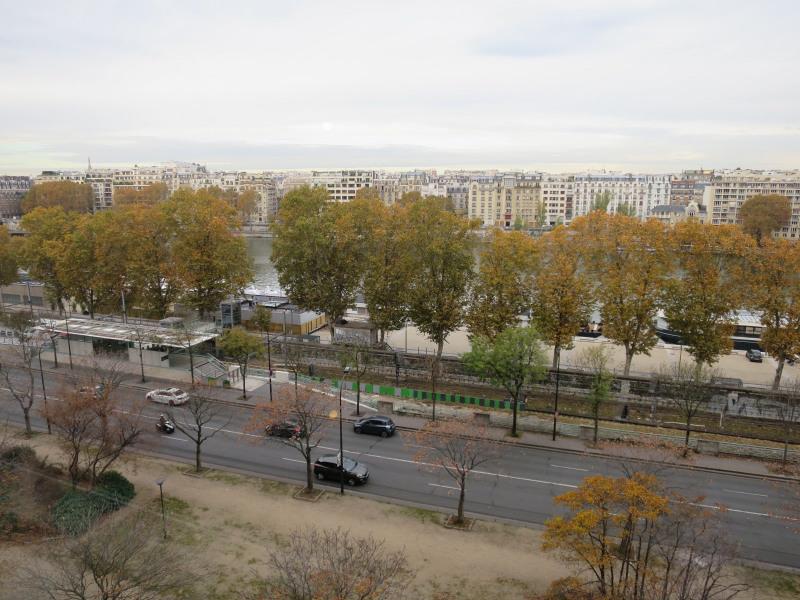 Vente appartement Paris 15ème 548000€ - Photo 2