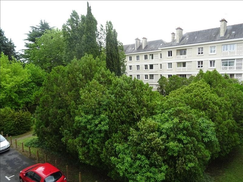 Sale apartment Angers 163000€ - Picture 1
