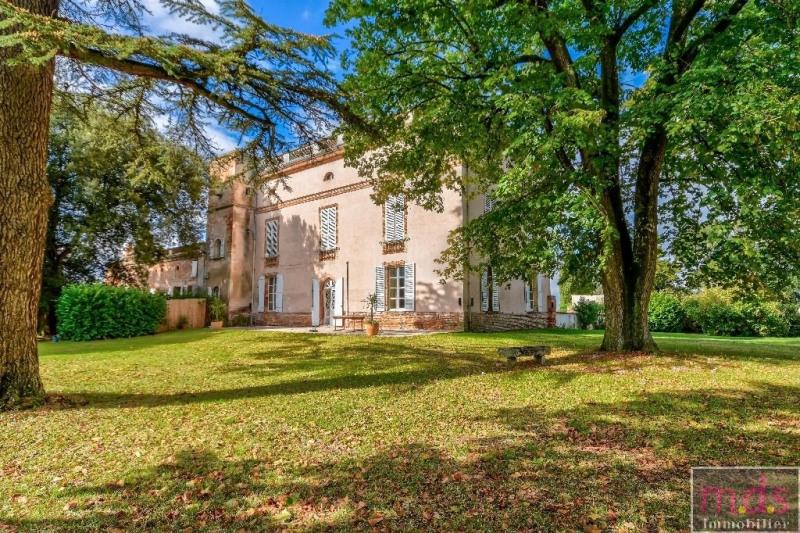 Deluxe sale house / villa Montastruc-la-conseillere secteur 1295000€ - Picture 1