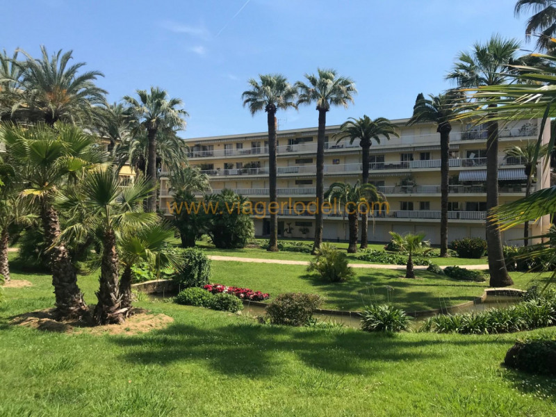 Vente appartement Cannes 310 000€ - Photo 1