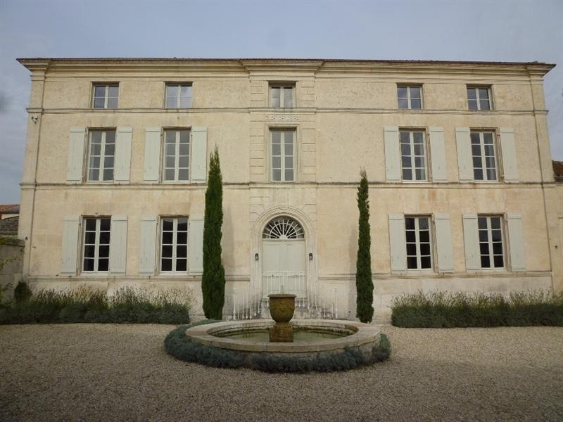 Venta de prestigio  casa Angeac champagne 780000€ - Fotografía 1