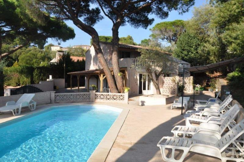 Vacation rental house / villa Sainte-maxime 1 300€ - Picture 2