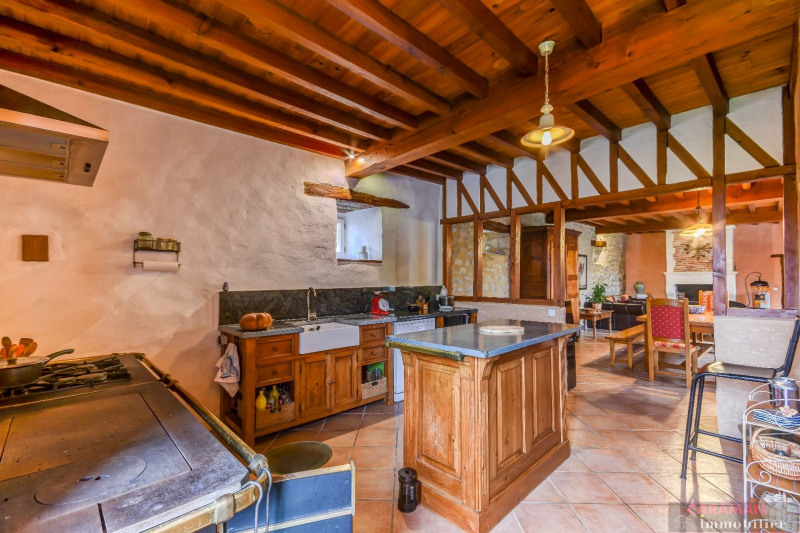 Deluxe sale house / villa Caraman 569000€ - Picture 2