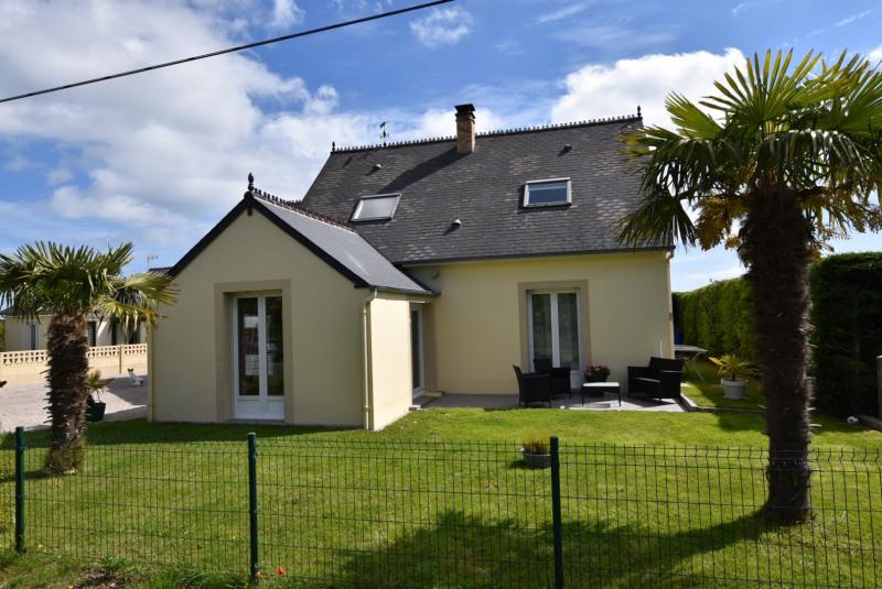 Sale house / villa St martin de varreville 165000€ - Picture 2