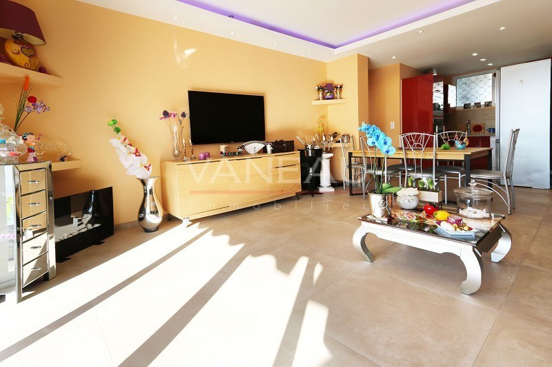Vente de prestige appartement Juan les pins 492 900€ - Photo 8
