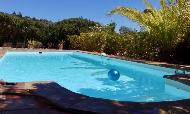 Vacation rental house / villa Les issambres 2250€ - Picture 7
