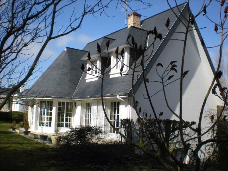 Sale house / villa Fontaine la mallet 375 000€ - Picture 1