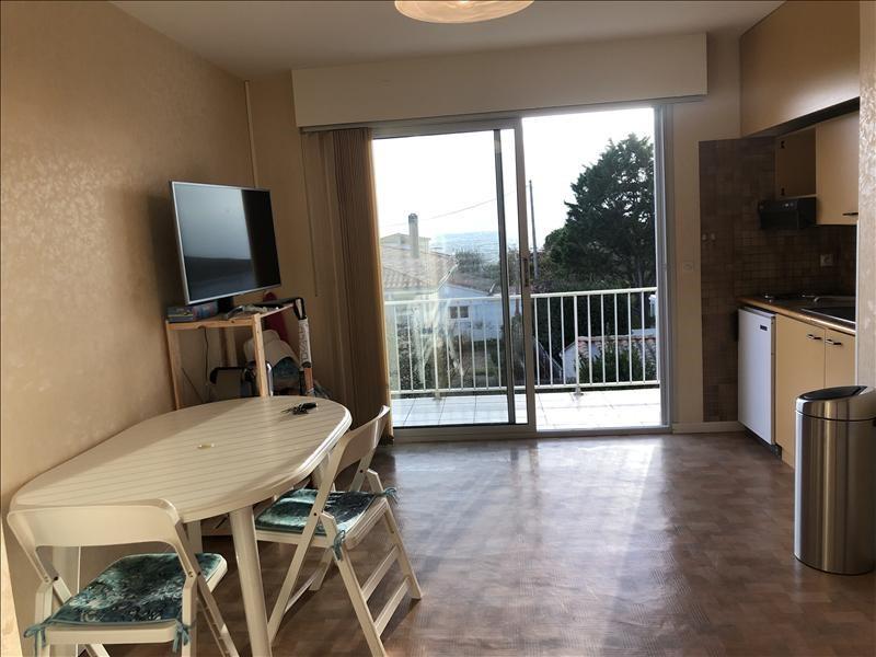 Vente appartement Vaux sur mer 138450€ - Photo 5